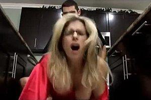 Kristal Summers anaali seksiä
